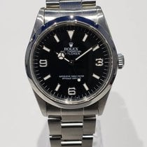 Rolex 14270 Steel 1997 Explorer 36mm pre-owned