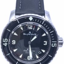 Blancpain 5015-1130-52 Steel Fifty Fathoms 45mm pre-owned United States of America, Florida, Naples