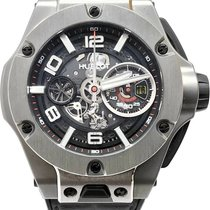 Hublot Big Bang Ferrari Titanium 45mm Black United States of America, Florida, Naples