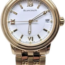 Blancpain Léman Ultra Slim 2100-1418-31 pre-owned