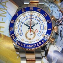 Rolex Yacht-Master II Gold/Steel 44mm White United States of America, Florida, Boca Raton