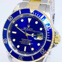 Rolex Submariner Date 16613 1998 pre-owned