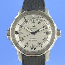 IWC Aquatimer Automatic Stahl 42mm Silber Deutschland, Berlin