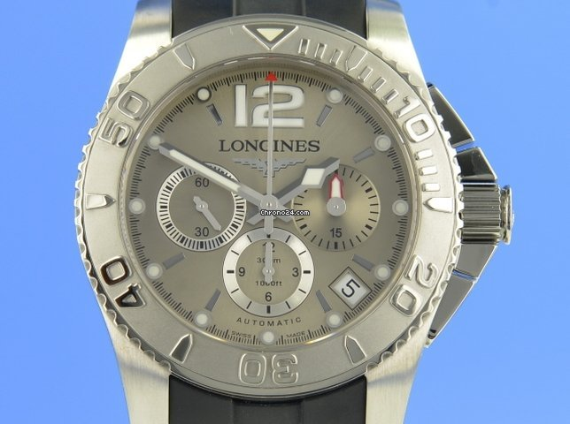 Longines HydroConquest L3.665.4 pre-owned