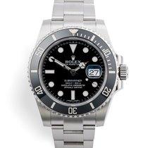 Rolex Submariner Date Сталь 40mm