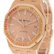 Audemars Piguet Royal Oak Lady neu 2020 Automatik Uhr mit Original-Box und Original-Papieren 15451.OR.YY.1256OR.01