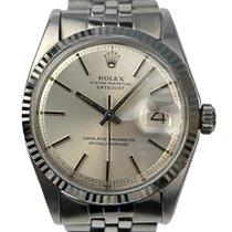 Rolex Datejust Steel 36mm Silver No numerals United Kingdom, Tunbridge Wells