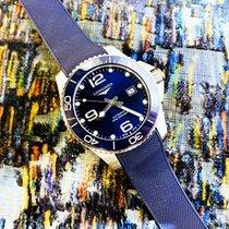 Longines HydroConquest Acier 43mm Bleu Arabes France, Marseille