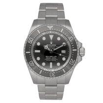 Rolex Sea-Dweller Deepsea Steel 44mm Black No numerals United Kingdom, Manchester
