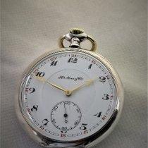 H.Moser & Cie. Reloj usados Plata 52mm Arábigos Cuerda manual Solo el reloj