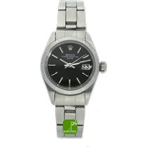 Rolex 6919 Acier 1972 Oyster Perpetual Lady Date 26mm occasion