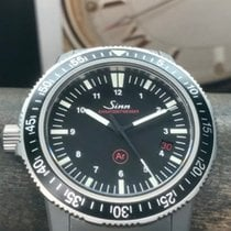 Sinn EZM 3 Steel 41mm Black United States of America, Florida, Pompano Beach