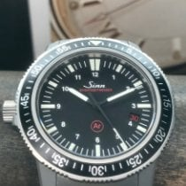 Sinn Steel 41mm Automatic EZM 3 pre-owned United States of America, Florida, Pompano Beach