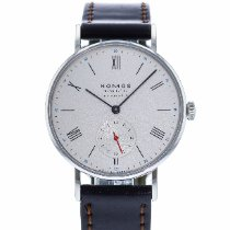 NOMOS Ludwig Neomatik Steel 36mm White United States of America, Georgia, Atlanta