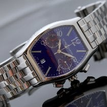 Ulysse Nardin Michelangelo Steel 35mm Blue Arabic numerals