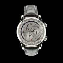 Jaeger-LeCoultre Master World Geographic Otel 41.5mm Gri