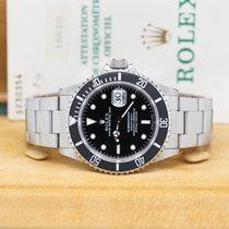 Rolex 16610 Stahl 1995 Submariner Date 40mm gebraucht Deutschland, Hamburg