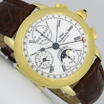 DuBois et fils Yellow gold 38mm Automatic pre-owned
