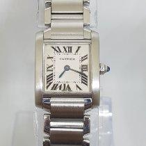 Cartier Steel 20mm Quartz 2384 pre-owned India, MUMBAI