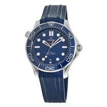 Omega Seamaster Diver 300 M Steel 42mm Blue No numerals United States of America, Florida, Miami