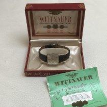 Wittnauer Oro blanco Cuerda manual Oro (macizo) 28mm usados
