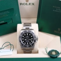Rolex Submariner (No Date) Steel 40mm Black No numerals United States of America, California, Beverly Hills