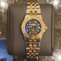 Breitling Starliner Gold/Steel Roman numerals