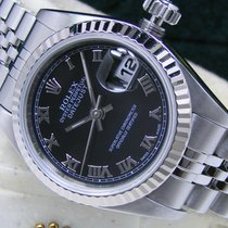 Rolex Lady-Datejust 79174 179174 2001 pre-owned