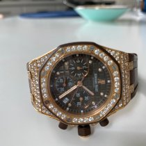 Audemars Piguet Royal Oak Offshore Lady Rose gold 37mm Brown United States of America, California, Newport Beach