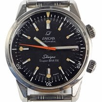 Enicar Steel Automatic 144-35-01 pre-owned