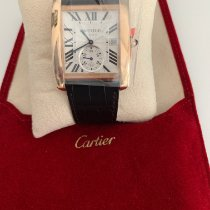 Cartier Tank MC Rose gold 34mm Silver United States of America, Florida, Miami Beach