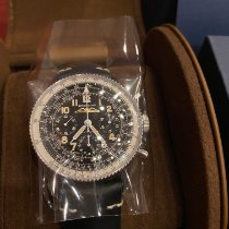 Breitling Navitimer Steel 41mm Black Arabic numerals United States of America, New Jersey