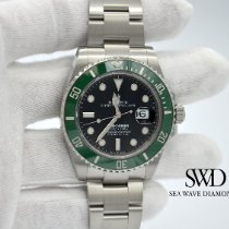 Rolex 126610lv Steel 2020 Submariner Date 41mm new United States of America, New York, New York