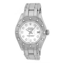 Rolex Lady-Datejust Pearlmaster White gold 29mm White United States of America, Georgia, Atlanta