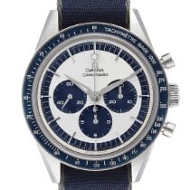 Omega Speedmaster Professional Moonwatch Steel 39.7mm Silver United States of America, Georgia, Atlanta