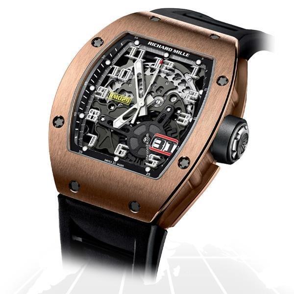 Richard Mille RM 029 RM029 AK RG new