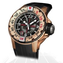 Richard Mille RM 028 Rose gold 47mm Transparent Arabic numerals