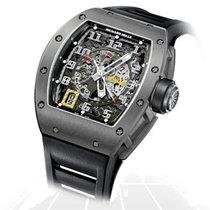 Richard Mille RM 030 новые Автоподзавод Часы с оригинальными документами и коробкой RM030 TI