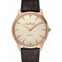 Jaeger-LeCoultre Q1332511 Rose gold 2021 Master Ultra Thin 41mm new
