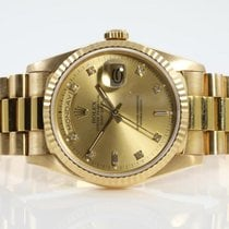 Rolex Day-Date 36 18238 Very good Yellow gold 36mm Automatic Australia, Sydney