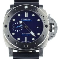 Panerai PAM692 Luminor Submersible 47mm pre-owned United States of America, Illinois, BUFFALO GROVE