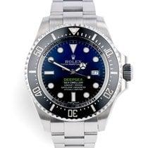 Rolex 116660 Acero 2017 Sea-Dweller Deepsea 44mm