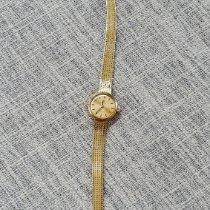 Omega Dameshorloge Genève 17mm Handopwind tweedehands Alleen het horloge 1960