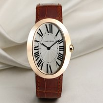 Cartier Baignoire W800002 Very good Yellow gold 32mm Manual winding