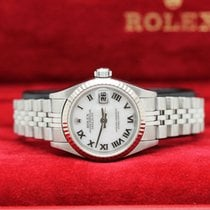 Rolex Lady-Datejust Steel 26mm Mother of pearl No numerals