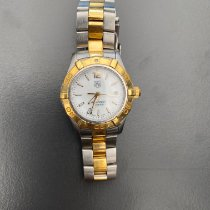 TAG Heuer Aquaracer Lady Gold/Steel Mother of pearl