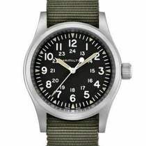 Hamilton Khaki Field Steel 38mm United States of America, New Jersey, Cherry Hill