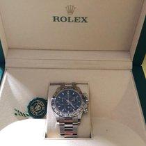 Rolex Daytona Aur alb 40mm Albastru Arabic România, Napoca