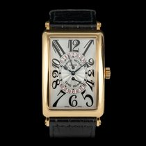 Franck Muller Rose gold 32mm Automatic 1100 DS R pre-owned United Kingdom, London