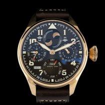 IWC Big Pilot novo 2011 Automático Relógio com caixa e documentos originais IW502617